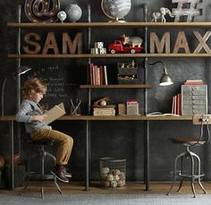 Restorationhardware storage for kids