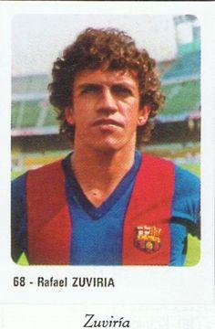 El Barça de 1979-80  ZUVIRÍA