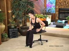Foot Fitness with T-Tapp ~ this feels A-mazing and so great for your feet. ~ jd