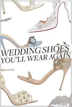 Some of the best wedding shoes you'll find | Brides.com
