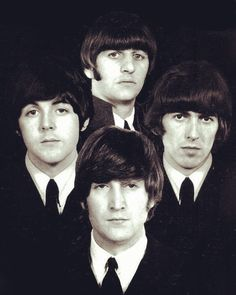 paul mccartney, ringo starr, george harrison and john lennon Beatles Love, Les Beatles, Beatles Photos, Beatles Books, Beatles Albums, Beatles Band, Ringo Starr, George Harrison, Paul Mccartney