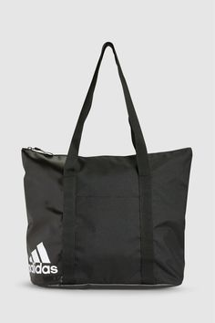 Mens adidas Black Tote Bag - Black a76ce9f8bcdfa
