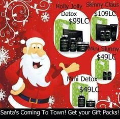 Get the Christmas Saving now before Dec 21st ! Don't stress about weight gain this Holiday Season!!  We have you covered!! www.workingitwithtonnie.myitworks.com Hurry before they are all gone!!