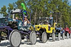 Naples Swamp Buggy Races by Naples News