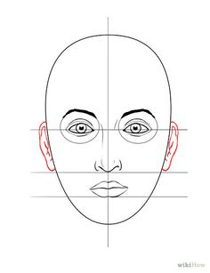 Draw a Face Step 7