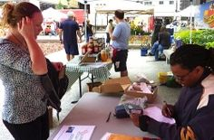 """Thousands more farmers markets will soon take food stamps"" (from Grist; the USDA is allocating more funds to help local farmers markets have the capacity to redeem SNAP [food stamp] benefits - seems like a super win for everybody)"