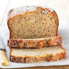 Gluten-Free Quick & Easy Banana Bread made with baking mix