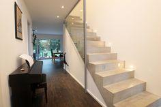 Sichtbetontreppe : Treppen von Architektur Jansen