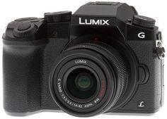 Cámara evil - Panasonic Lumix DMC-G7 KEC-K Negra, 16 Mp, 4K