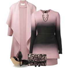 Valentine's Date in Pink...
