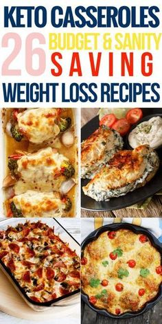 Looking for keto casserole recipes? These low carb keto diet recipes for weight loss are perfect for meal prep and make great easy dinner, lunch, and breakfast! Whether you're searching for keto casseroles with chicken, beef, or vegetarian options th Ketogenic Diet Plan, Ketogenic Recipes, Diet Recipes, Healthy Recipes, Cooking Recipes, Crockpot Recipes, Seafood Recipes, Lchf Diet, Primal Recipes
