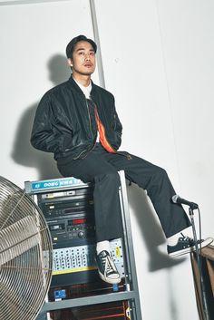 hyuk oh - SONG JINYOUNG