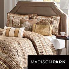 Madison Park Venetian 6-piece Coverlet Set