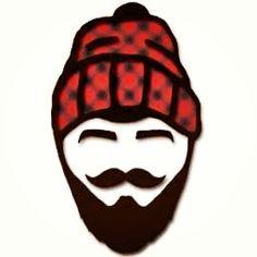 Flannel & Beard LLC logo. Pretty cool, if I do say so myself.