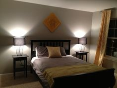 Guest bedroom- final look