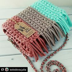 Crochet Cute Bags, Beach Bag, and Handbag Image Pattern for 2019 - Page 9 of 70 - Daily Crochet! Crochet Cute Bags, Beach Bag, and Handbag Image Pattern for crochet bags purses; crochet bag for beginners; crochet bag for little girl Crochet Handbags, Crochet Purses, Crochet Clutch, Free Crochet Bag, Knitting Patterns, Crochet Patterns, Crochet Ideas, Bag Patterns, Loom Knitting