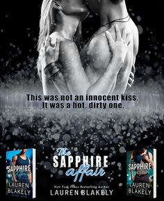 Release Day: The Sapphire Affair