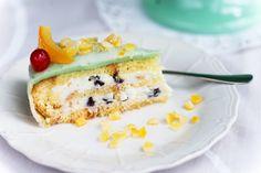 Sicilian Cassata Cake Recipe on Yummly. @yummly #recipe