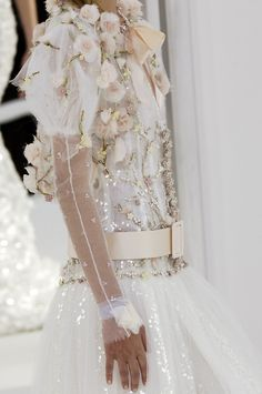 Chanel Spring 2006 Haute Couture Details