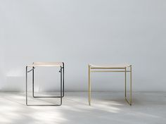 Stool |design 2014 NINA MAIR ARCHITECTURE+DESIGN