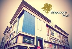 Singapore Mall is located at Viraj Khand, Gomti Nagar i.e. 14.1 kilometer from Charbagh Railway Station, which is main and central location of the City. From there you can take both Public and Private Transport.  http://singaporemall.co.in/