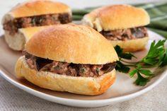 Hellmann's - Sanduíche com carne moída e berinjela