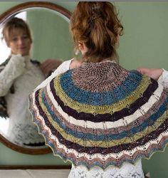 Ravelry: Purlieu pattern by Sharon Mooney