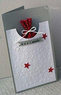 great idea for small pressies / advent / appreciation gifts
