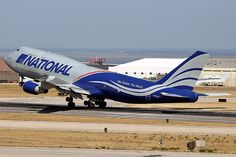 National Air Cargo Boeing 747-428 N952CA 2 | por José Manuel Dias