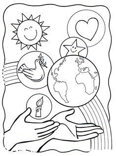 Me permito manifestar el amor de la CREACIÓN. Y como creación CREO, INGENIO, MODIFICO y COLOREO mi VIDA con ENTUSIASMO.