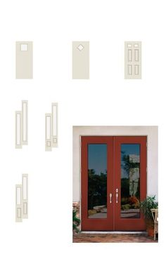 Crestview Doors The Parkway Doorlite Kit Architecture Pinterest Modern Doors And Door