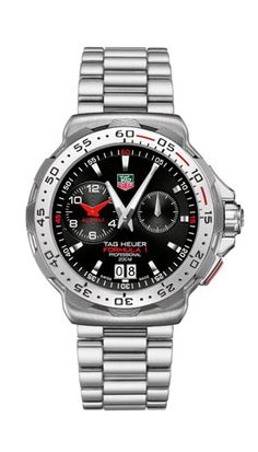 Tag Heuer Formula 1 Quartz Watch with Alarm at London Jewelers!