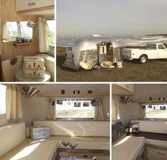 Road Tripping in Style: Caravans, Airstreams & RVs | Apartment Therapy