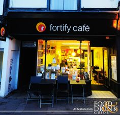 Fortify Café is Maidstone's premier vegetarian eatery. Here you'll find wholesome, tasty vegetarian and vegan food and many dishes are also suitable for those seeking wheat and gluten-free alternatives. What more can you ask for?  #fortify #vegetarianrestaurant