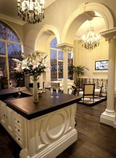 clive christian clive christian paris showroom - Clive Christian Kitchen Cabinets