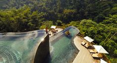 Bali Best Pools Will Be Found In Ubud Where Infinity Are Overlooking Stunning River Valleys And Rice Fields A Must Do