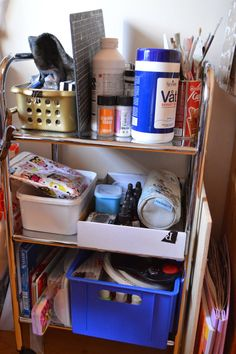 Life of Julia: Re-Organizing the scraprom!