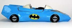 The Batmobile-Shaped Fun Cookie Jar is a Speedy Container #x-men #superheroes trendhunter.com