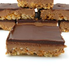 Sweet Pea's Kitchen » Peanut Butter Crispy Bars