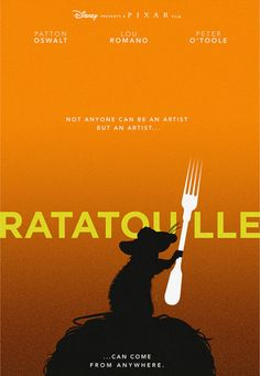 Ratatouille (2007) ~ Tom Bennett