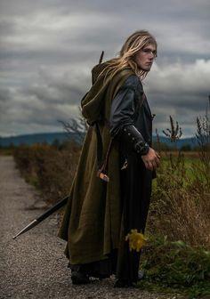 """Path of the warrior"" Model: Steve Loewe Photo: VH-Visions"