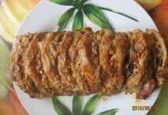 Egyben sült karaj 2. - mustáros | NOSALTY Meat Recipes, Cooking Recipes, Hungarian Recipes, Hungarian Food, Weekday Meals, Kfc, Food 52, Meatloaf, Poultry