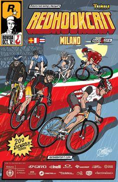 Redhook Crit Milano