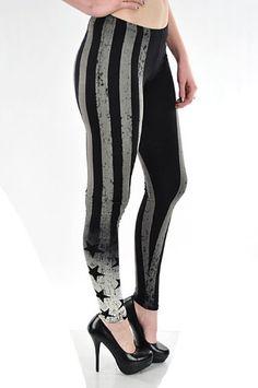 Printed leggings yes or no