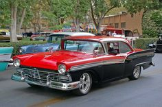 1957 Ford Fairlane | Flickr - Photo Sharing!