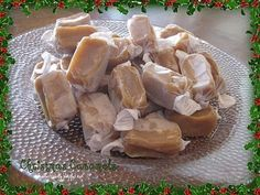 Lion House Christmas Caramels | KeepRecipes: Your Universal Recipe Box