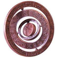 Back by popular demand!  Special Edition Mayan Calendar Spinner Geocoin - $15.99 @ shop.geocaching.com  #geocoins #endoftheworld