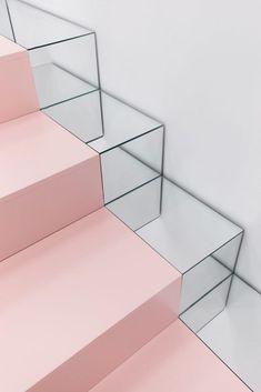 Interior Design: Retail: Blushhh!, a minimalist Secret Shop by AKZ ...