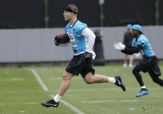 Christian McCaffrey on Cam Newton, Zac Brown, playing Power Rangers with Shannon Sharpe
