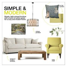 """Top Home Set: Simple & modern"" by taniadeseptembre ❤ liked on Polyvore featuring interior, interiors, interior design, home, home decor, interior decorating, Home Decorators Collection, Troy, Frontgate and Flamant"